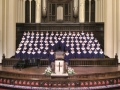 Performing during the 2013 ACDA National Conference- Dallas First United Methodist Church Choir